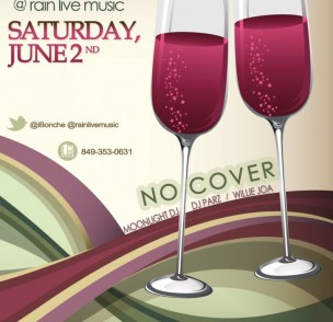 champagne showe rain live music june 2 2012